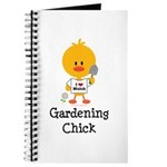 Gardening Chick Journal