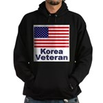 Korea Veteran Hoodie (dark)