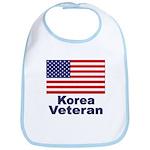Korea Veteran Bib