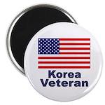 Korea Veteran Magnet