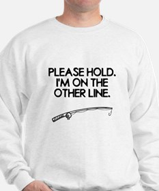Other Line Fishing Fish Fishe Sweatshirt