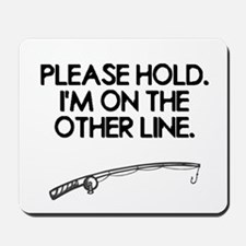 Other Line Fishing Fish Fishe Mousepad