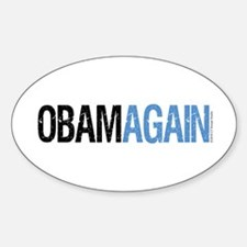 ObamAgain Decal