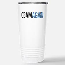 ObamAgain Travel Mug