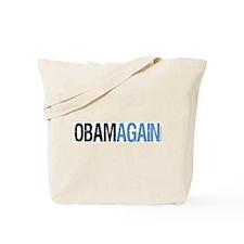 ObamAgain Tote Bag