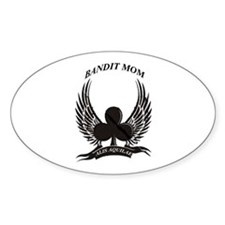 Bandit Mom's Decal
