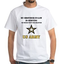 Army - Brother-in-law Serving Shirt