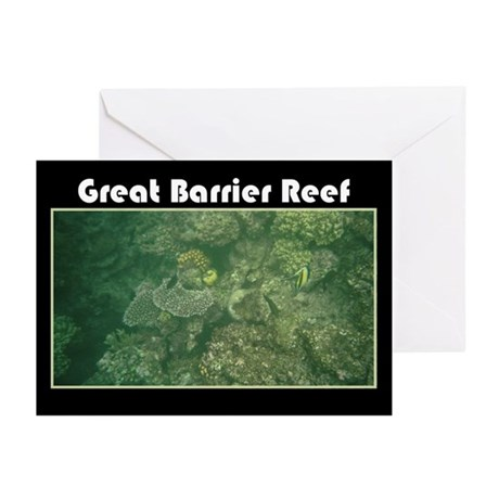 Great Barrier Reef Greeting Cards (Pk of 10)