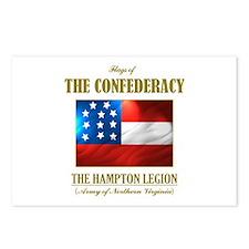 The Hampton Legion Postcards (Package of 8)