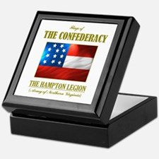 The Hampton Legion Keepsake Box