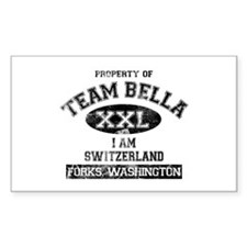 Team Bella Decal