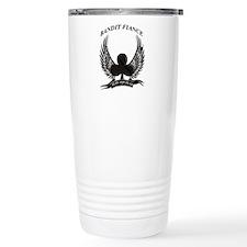 Bandit Fiance Travel Mug