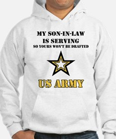 Army - Son-in-law Serving Hoodie