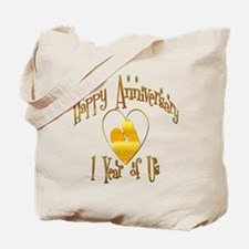 Unique Wedding anniversary party Tote Bag