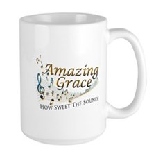 Amazing Grace Ceramic Mugs