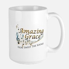 Amazing Grace Ceramic Mugs