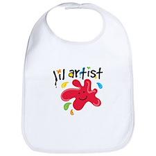 Lil Artist Bib