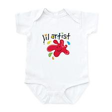 Lil Artist Infant Bodysuit