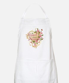 Heart belongs to Jesus Apron