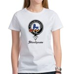 Stenhouse Clan Crest Badge Women's T-Shirt