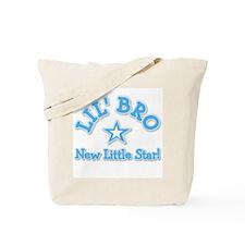 Lil' Bro New Star Tote Bag