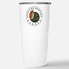 Fox Trust Foundation Travel Mug