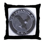 Mount Lebanon Police SRT Throw Pillow