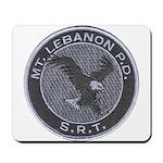 Mount Lebanon Police SRT Mousepad