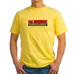 2nd Amendment Yellow T-Shirt