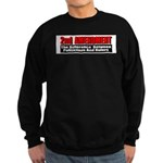 2nd Amendment Sweatshirt (dark)