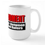 2nd Amendment Large Mug