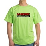2nd Amendment Green T-Shirt