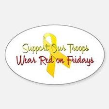 Support Decal