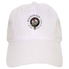 Clan MacDonald Baseball Cap