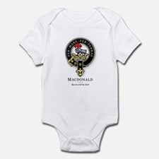 Clan MacDonald Infant Bodysuit