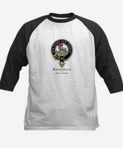 Clan MacDonald Kids Baseball Jersey