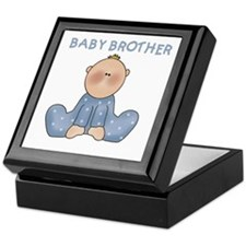 Baby Brother Keepsake Box