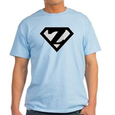 Super Black Z Logo T-Shirt