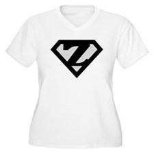 Super Black Z Logo T-Shirt