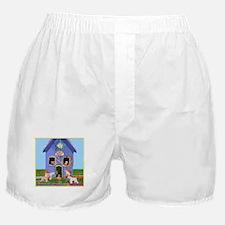 WHEATEN HOME Boxer Shorts