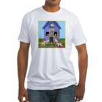 WHEATEN HOME Fitted T-Shirt