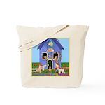 WHEATEN HOME Tote Bag