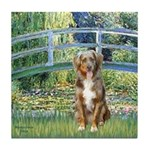 Bridge-Aussie Shep (#5) Tile Coaster
