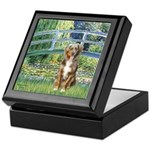 Bridge-Aussie Shep (#5) Keepsake Box