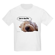 This is the life. Kids T-Shirt
