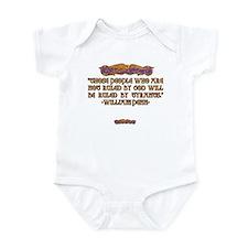 William Penn on Who Rules Infant Bodysuit