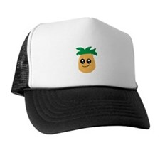 Kawaii Pineapple Trucker Hat