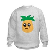 Kawaii Pineapple Sweatshirt
