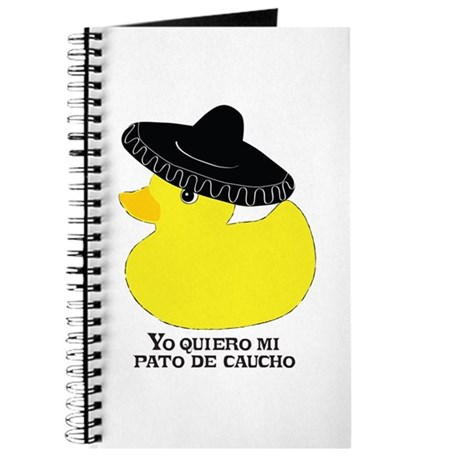 Mexican Rubber Ducky Journal