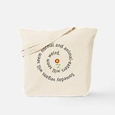 Normal vegan Tote Bag